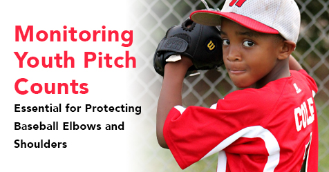 Monitoring Youth Pitch Counts - Drayer Physical Therapy
