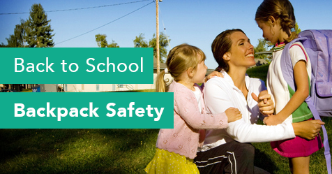 Back to School Backpack Safety - Drayer Physical Therapy Institute